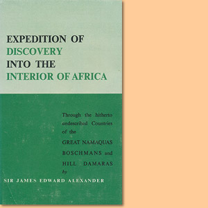An expedition of discovery into the interior of Africa. Volume I / II. Reprint