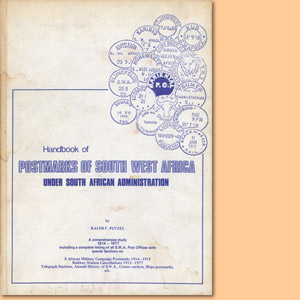 Postmarks of South West Africa under South African administration: A comprehensive study, 1914-1977