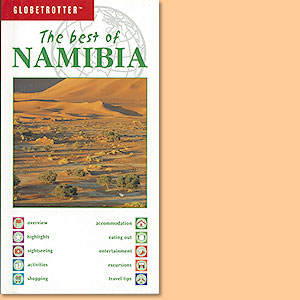 The best of Namibia. Travel guide