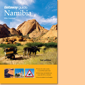 Getaway Guide to Namibia