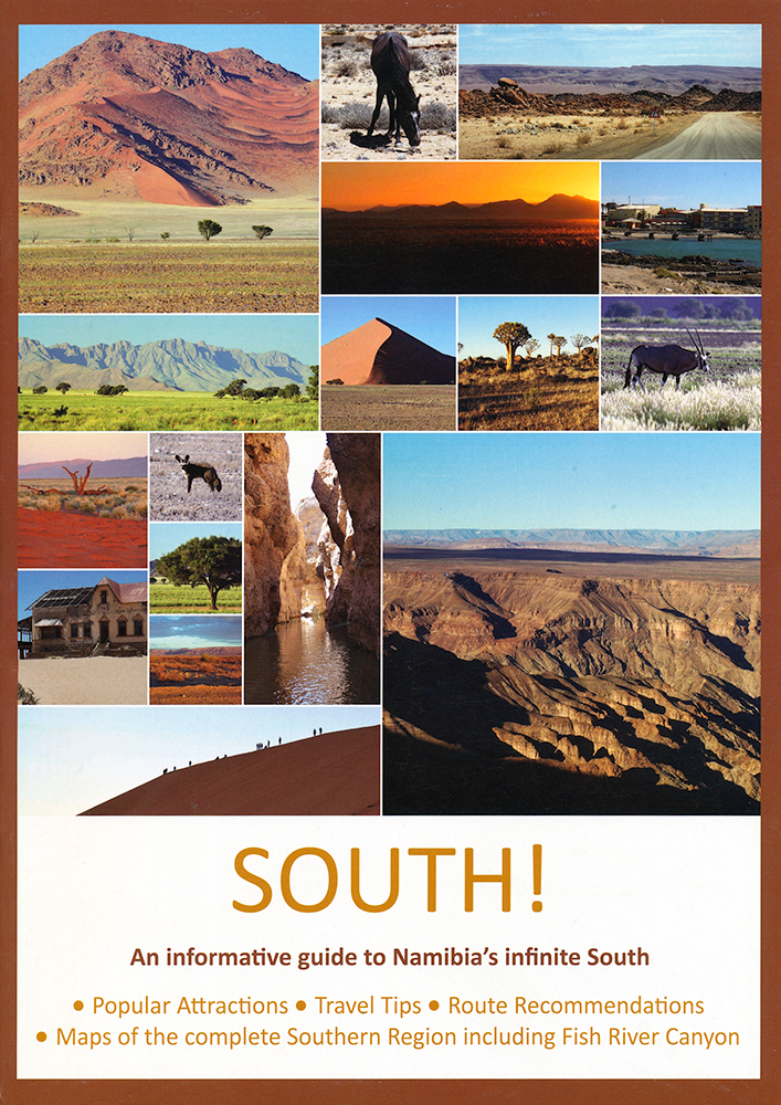 South! Guide to Namibia's infinite South