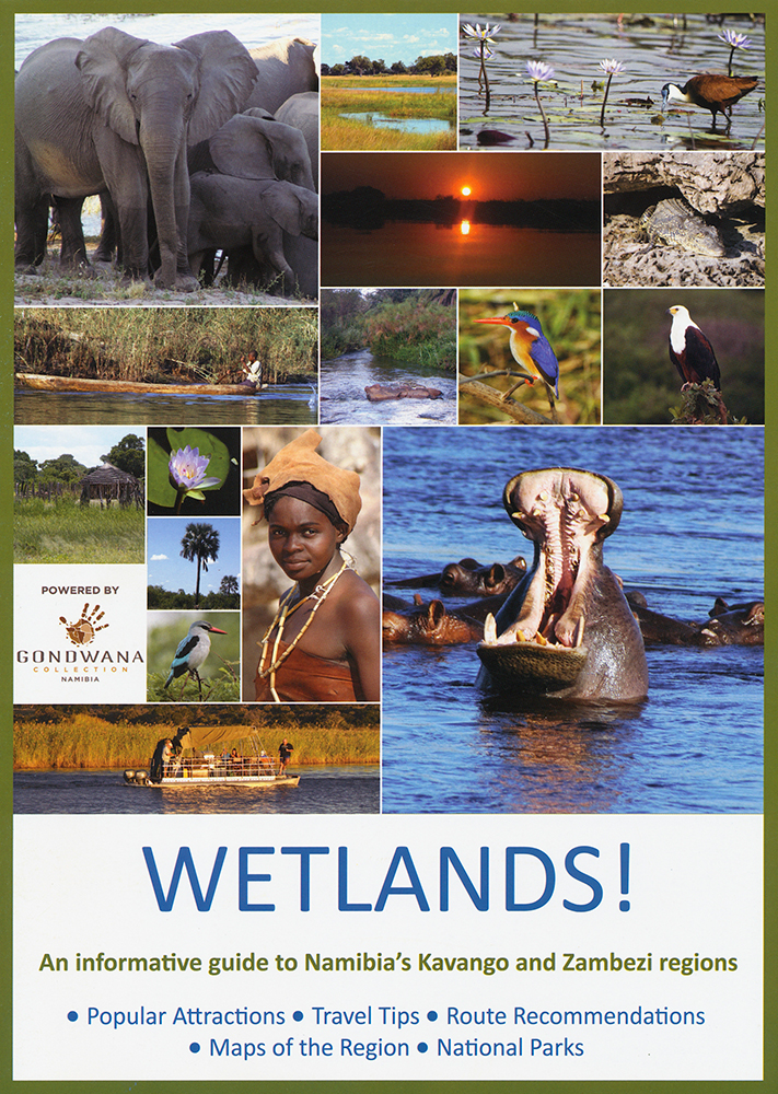 Wetlands! Namibia's Kavango and Zambezi Regions (Projects & Promotions)
