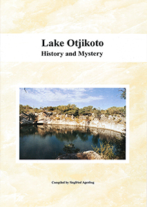 Lake Otjikoto. History and mystery