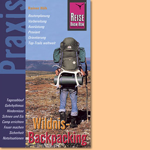 Wildnis-Backpacking