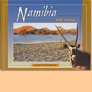 Namibia. Land of Contrast (Mini Curio)