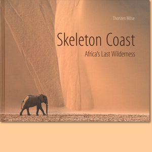 Skeleton Coast. Africa's last wilderness