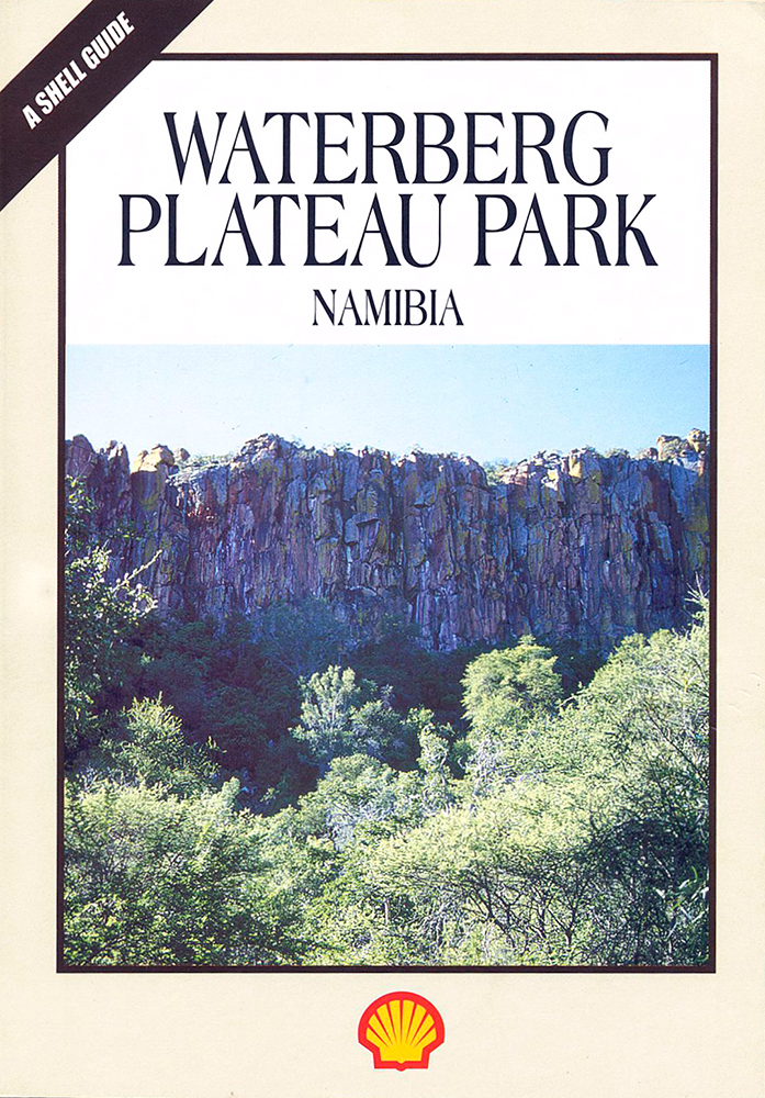 Waterberg Plateau Park Namibia (Shell Guide)