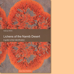Lichens of the Namib Desert. A guide to their identification