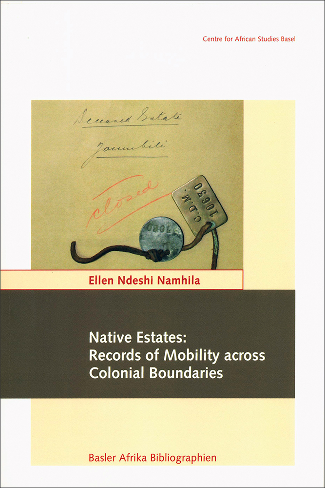 Native Estates: Records of Mobility across Colonial Boundaries