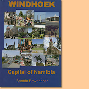 Windhoek - Capital of Namibia