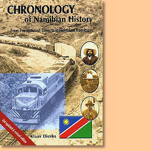 Chronology of Namibian History