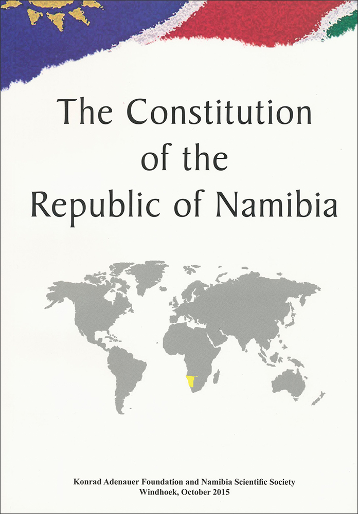The Constitution of the Republic of Namibia