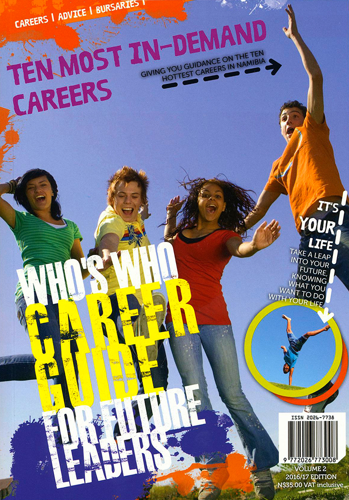 Who's Who Career Guide for Future Leaders (in Namibia)