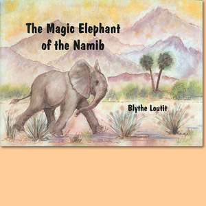 The magic elephant of the Namib