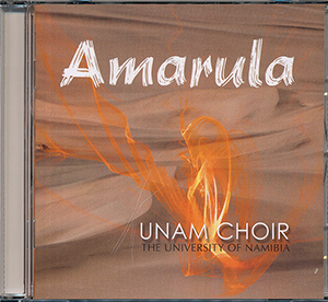 Amarula (CD) UNAM Choir / UNAM Chor