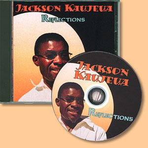 Reflections (CD) Jackson Kaujeua