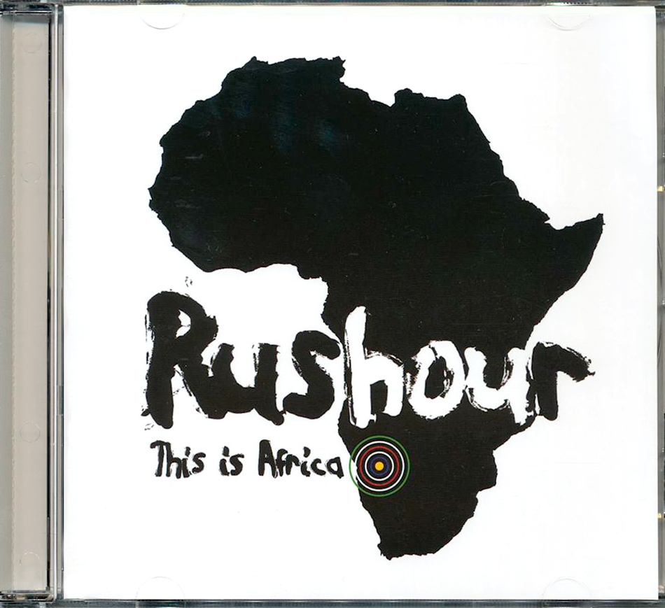 Rushour: This is Africa (CD)