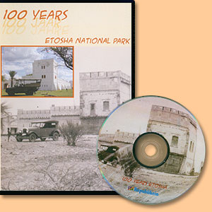 100 Jahre Etoscha-Nationalpark - 100 Years Etosha National Park