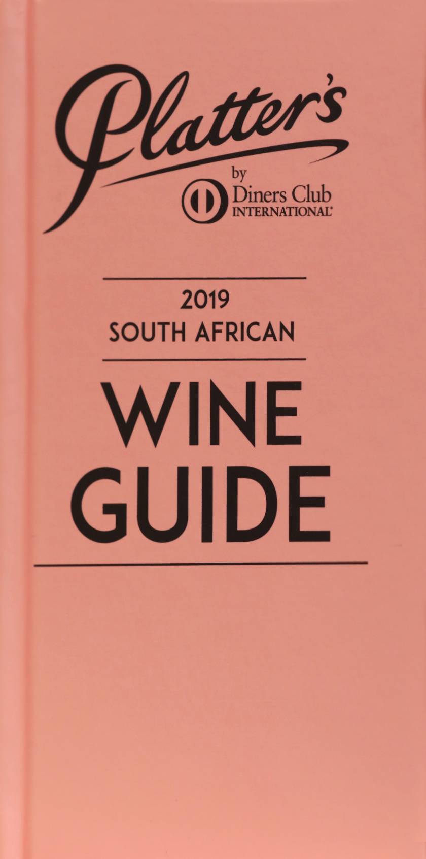 Platter's South African Wine Guide 2019