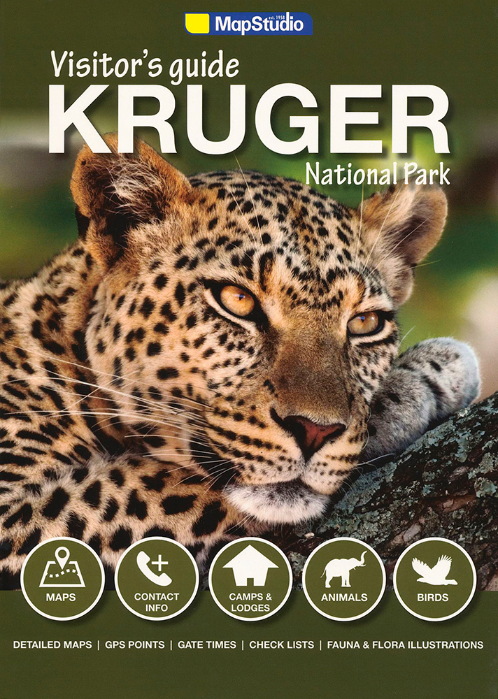 Visitor's Guide to the Kruger National Park (Mapstudio)