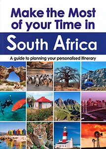Make the most of your time in South Africa (MapStudio)