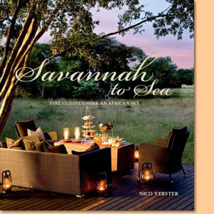 Savannah to Sea. Fine cuisine under an African sky