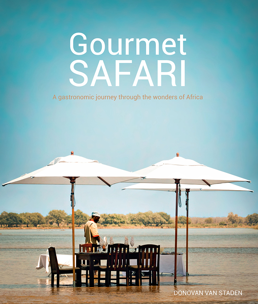 Gourmet Safari: A gastronomic journey through the wonders of Africa
