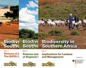 Biodiversity in southern Africa