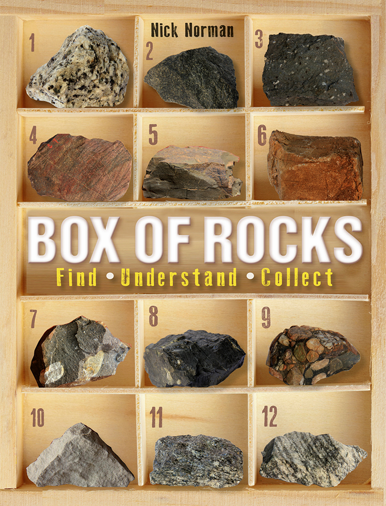 Box of rocks: Beginner's guide to South African Geology