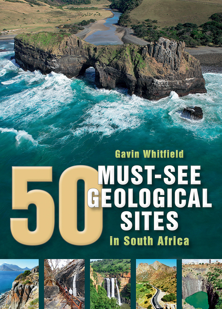 50 must-see geological sites in South Africa