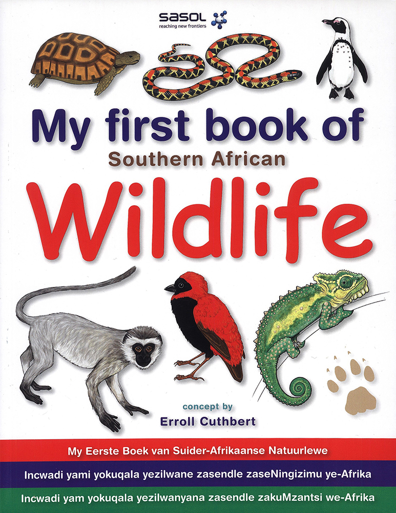 My first book of Southern African wildlife