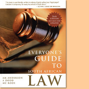 Everyone's Guide to South African Law