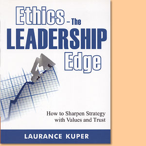 Ethics - The Leadership Edge