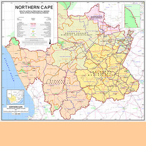 Northern Cape 1:200.000