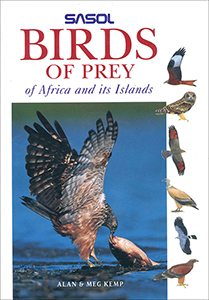 Birds of Prey of Afrika and its Islands