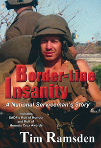 Border-Line Insanity. A National Serviceman's Story