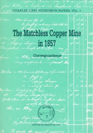 The Matchless Copper Mine in 1857
