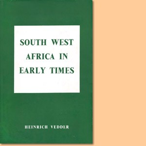 South West Africa in Early Times