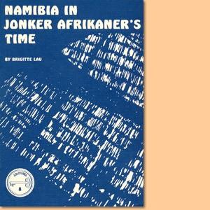 Namibia in Jonker Afrikaner's Time