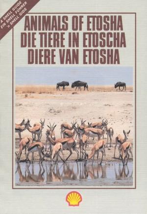 Die Tiere in Etoscha