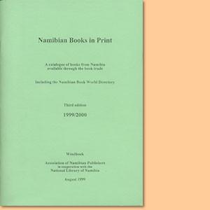Namibian Books in Print 1999/2000