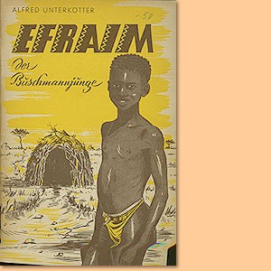 Efraim der Buschmannjunge