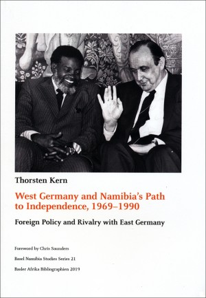 West Germany and Namibia's Path to Independence, 1969–1990