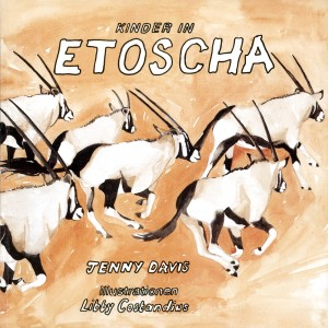 Kinder in Etoscha