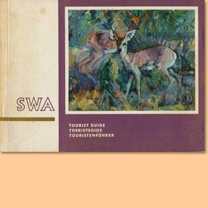 Shell SWA Tourist Guide - Toeristegids - Touristenführer 1966