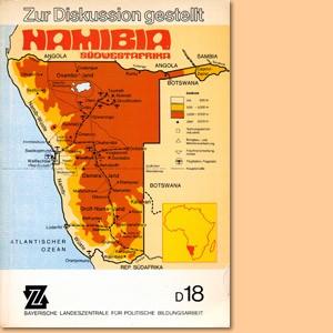 Namibia - Südwestafrika