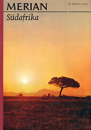Südafrika (Merian-Heft 12/1969)