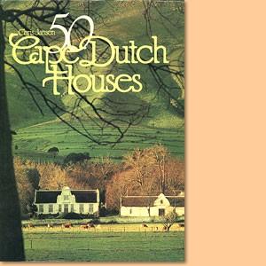 50 Cape Dutch Houses