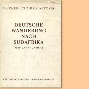 Deutsche Wanderung nach Südafrika im 19. Jahrhundert