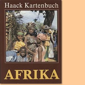 Afrika. Haack Kartenbuch